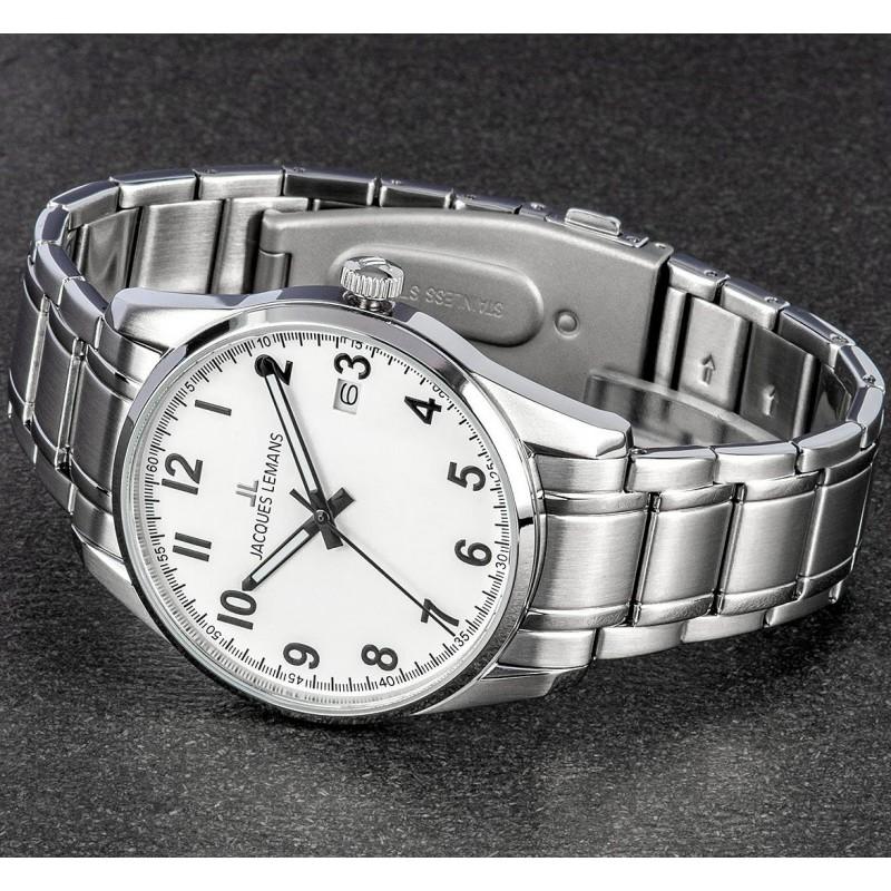 1-2070D  часы Jacques Lemans  1-2070D