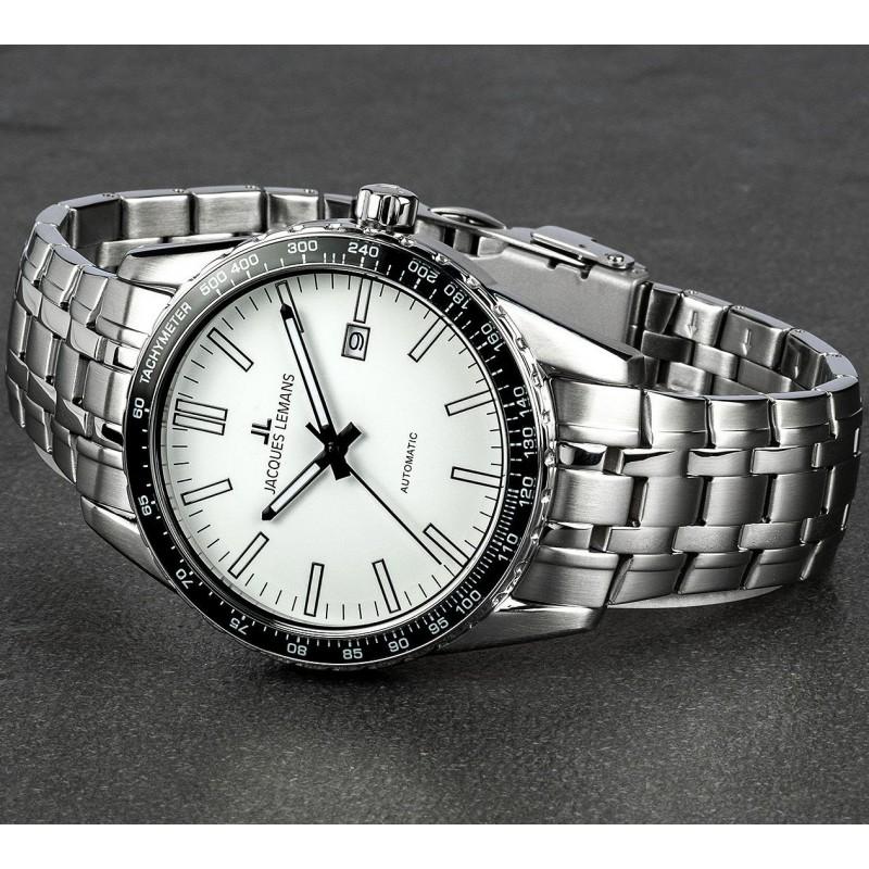 1-2075E  часы Jacques Lemans  1-2075E