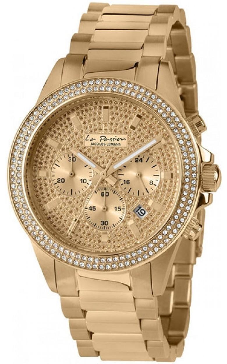 LP-112C  кварцевые наручные часы Jacques Lemans для женщин  LP-112C