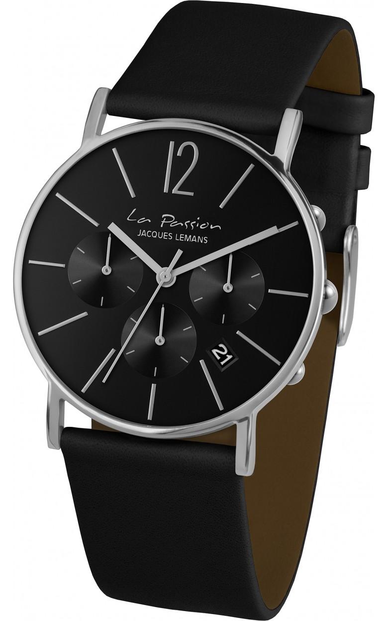 LP-123A  универсальные кварцевые наручные часы Jacques Lemans  LP-123A