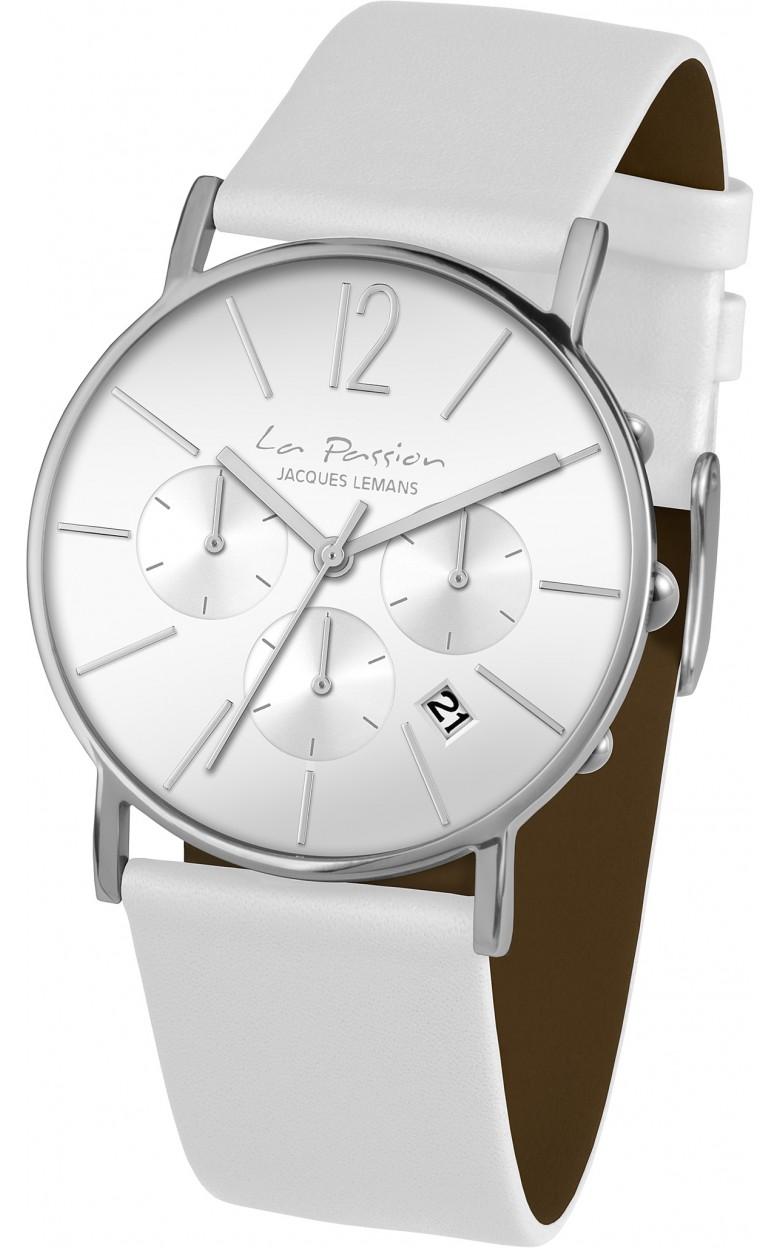 LP-123B  универсальные кварцевые наручные часы Jacques Lemans  LP-123B