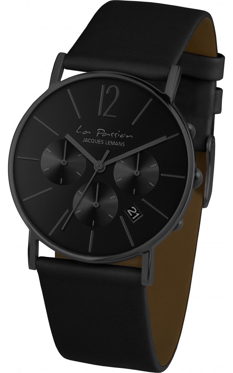 LP-123C  универсальные кварцевые часы Jacques Lemans  LP-123C