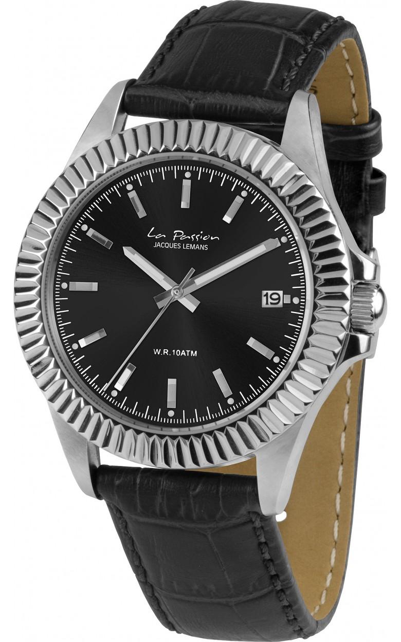 LP-125A  кварцевые наручные часы Jacques Lemans  LP-125A