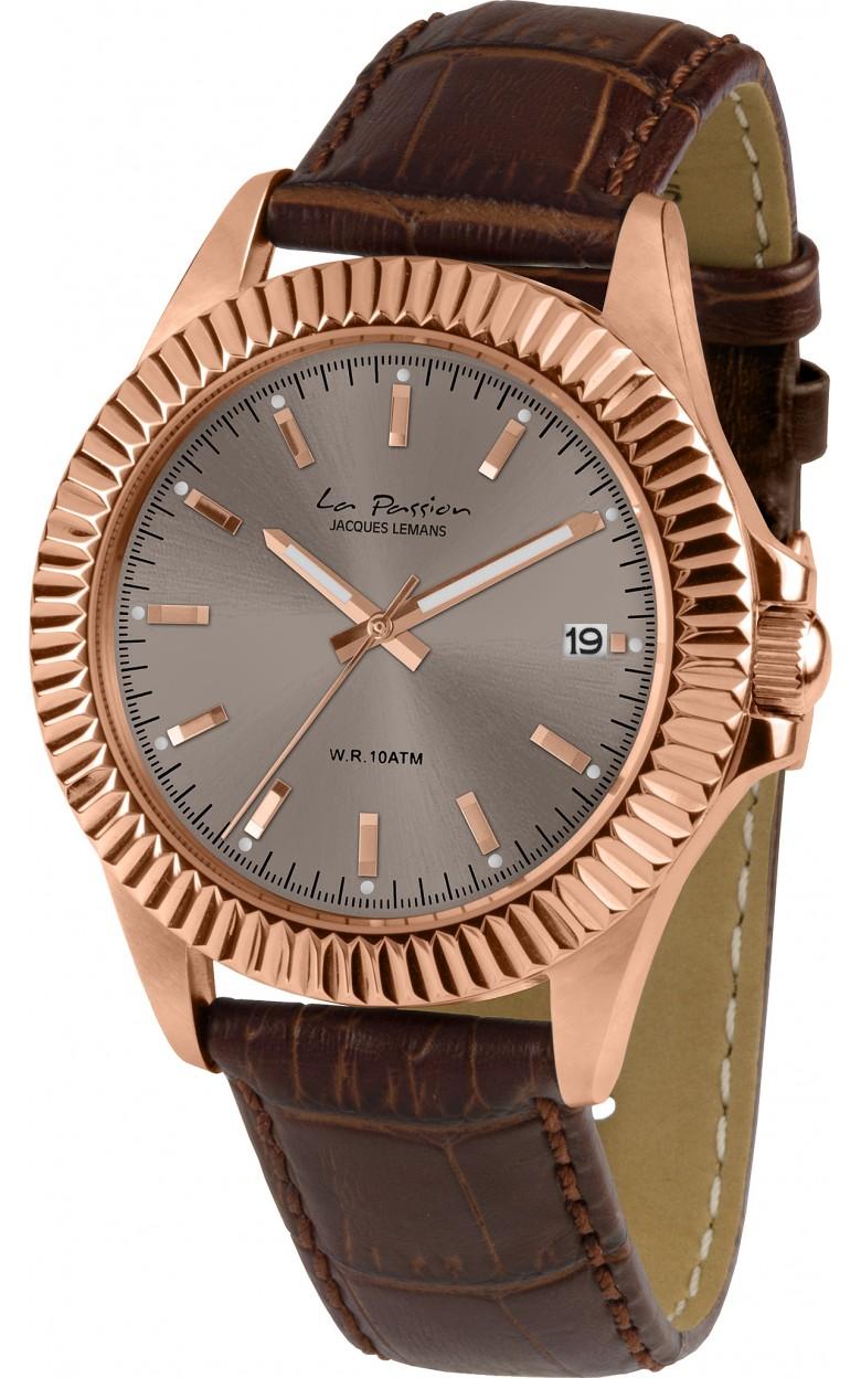 LP-125D  женские кварцевые наручные часы Jacques Lemans  LP-125D