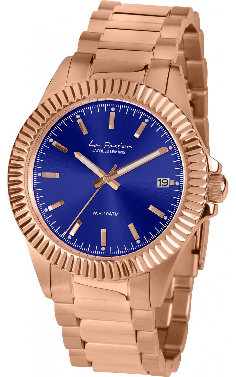 LP-125L  женские кварцевые наручные часы Jacques Lemans  LP-125L