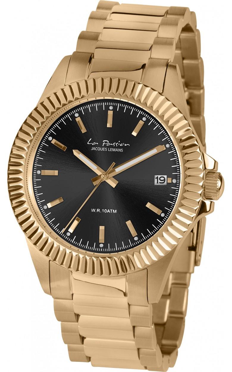 LP-125Q  кварцевые наручные часы Jacques Lemans для женщин  LP-125Q