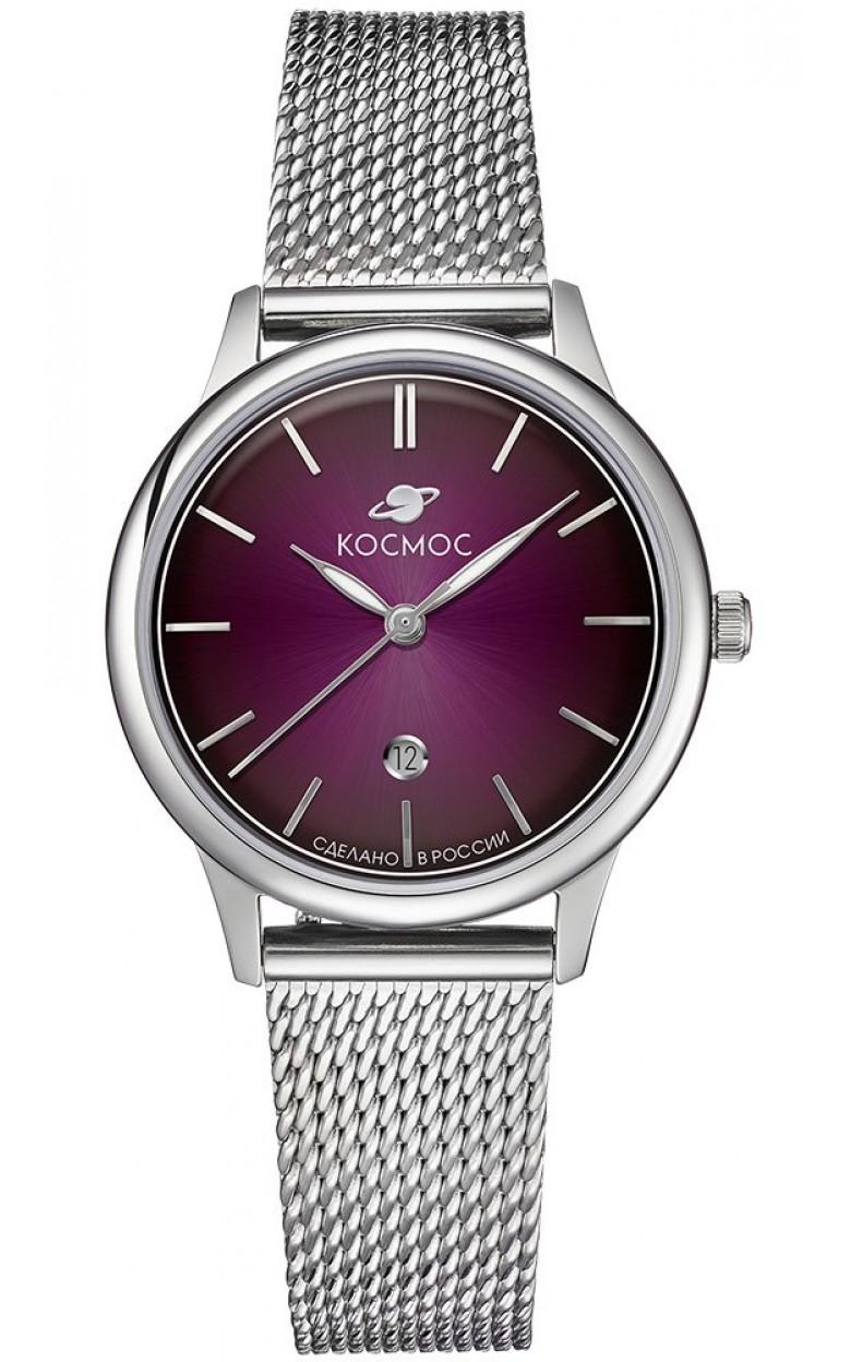 K 601.10.34 российские кварцевые наручные часы Космос для женщин  K 601.10.34