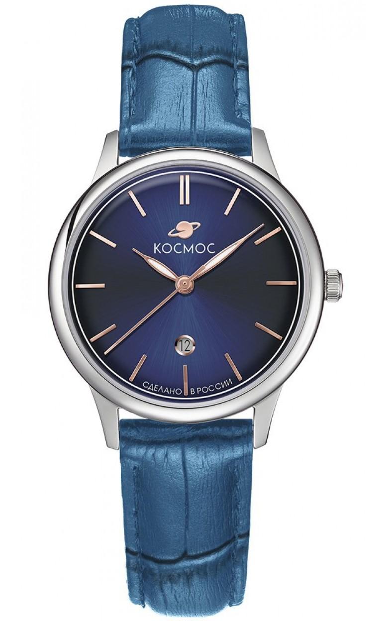 K 601.16.36 российские женские кварцевые наручные часы Космос  K 601.16.36