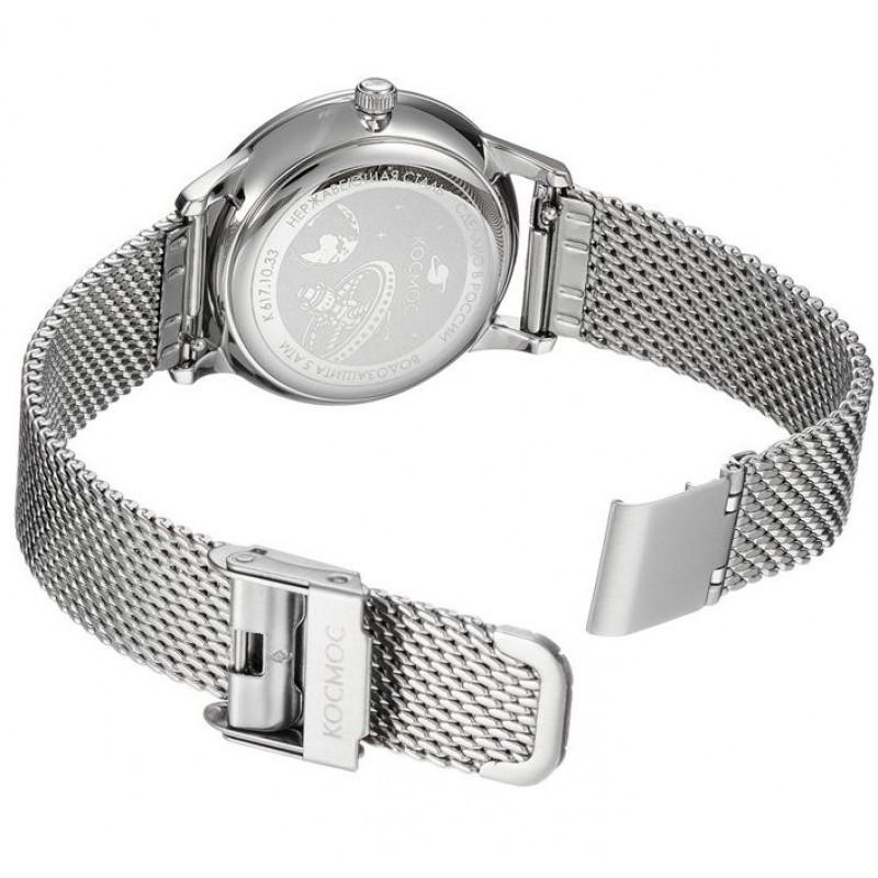 K 617.10.31 российские кварцевые наручные часы Космос для женщин  K 617.10.31