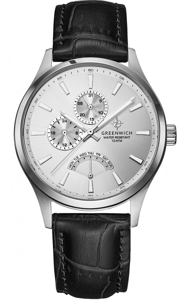 GW 057.11.33  мужские кварцевые наручные часы Greenwich  GW 057.11.33