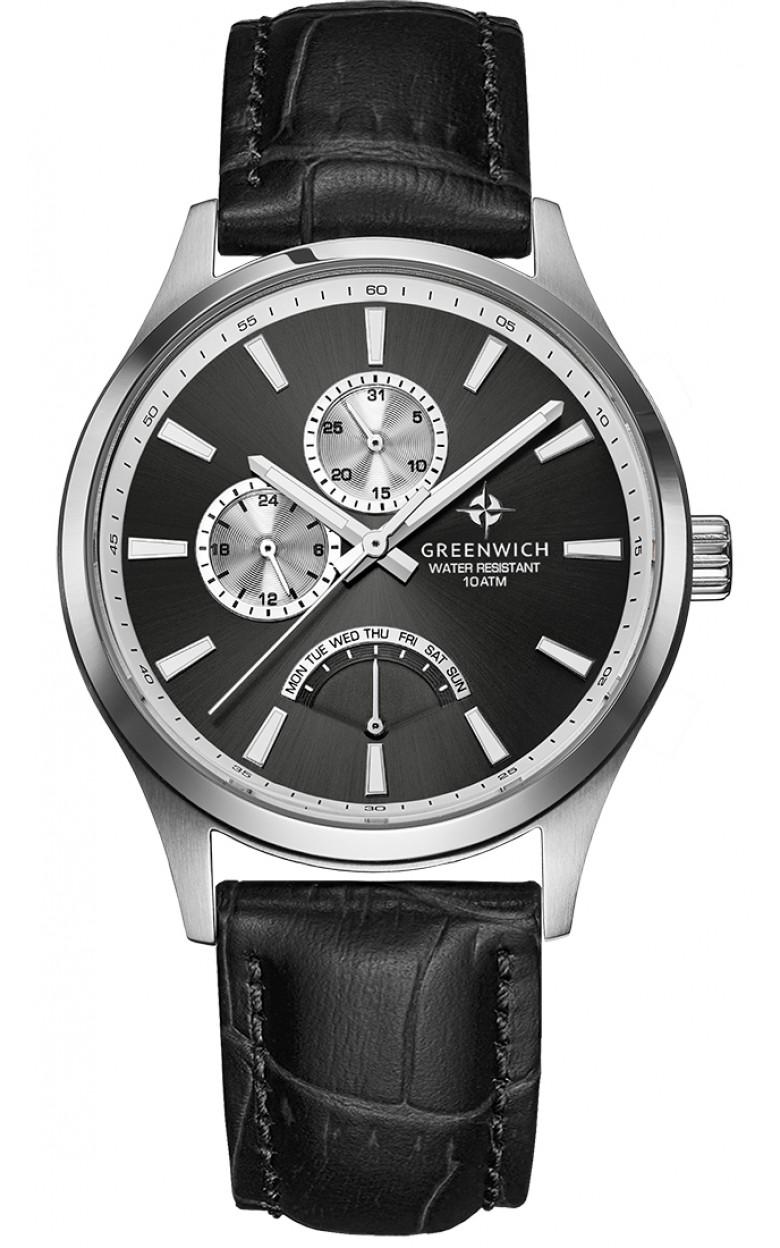GW 057.11.41  кварцевые наручные часы Greenwich  GW 057.11.41