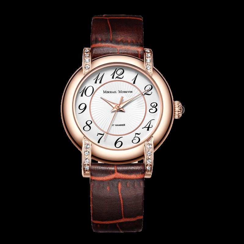 545-8-9  механические наручные часы Mikhail Moskvin  545-8-9
