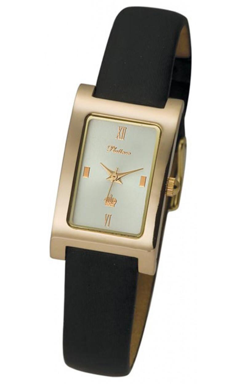 """200150.216 Часы наручные """"Камилла"""" женские кварцевые золото 585* 200150.216"""