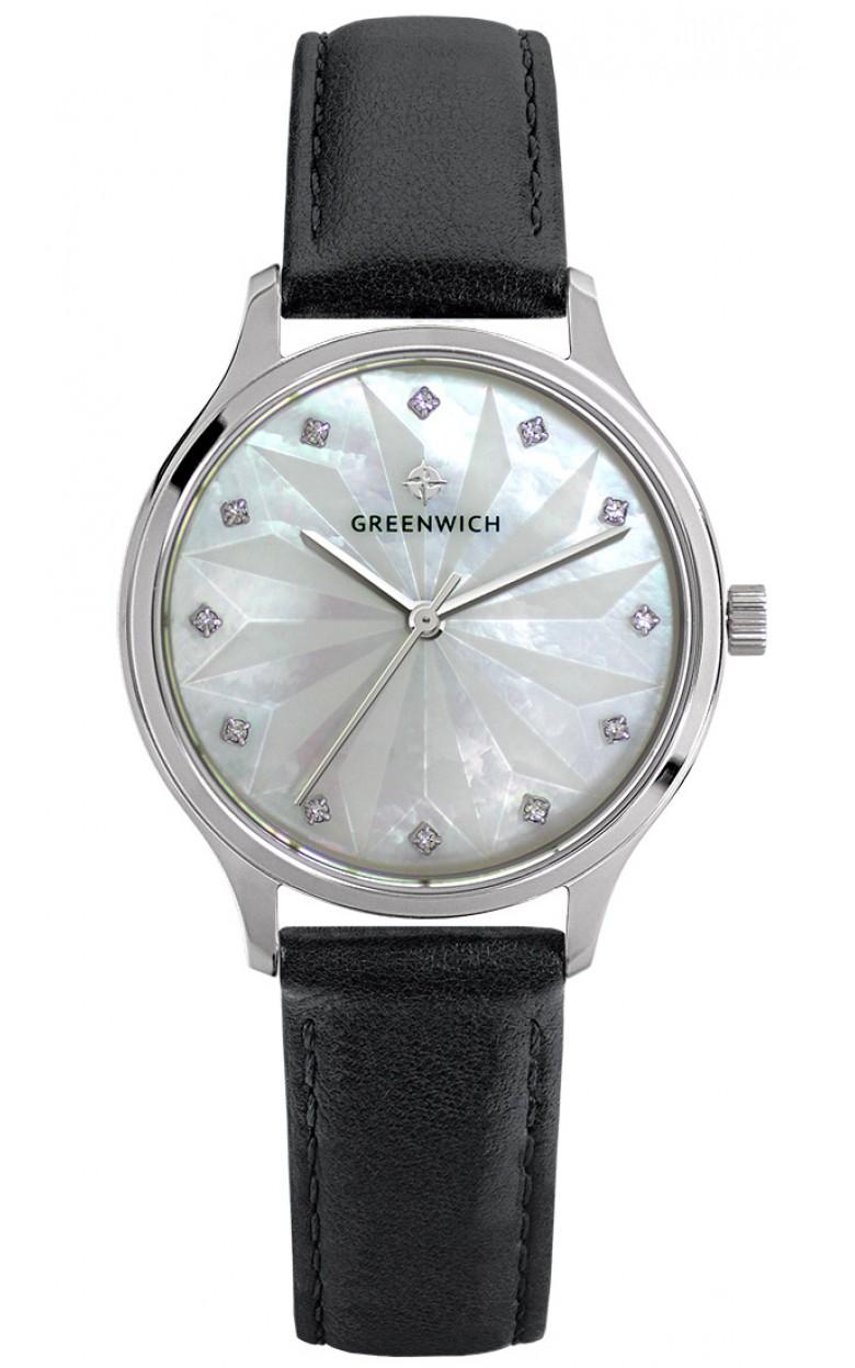 GW 341.10.53 S  кварцевые наручные часы Greenwich  GW 341.10.53 S