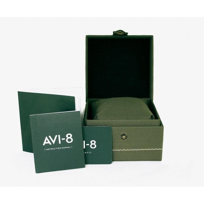 AV-4053-0G  часы AVI-8  AV-4053-0G