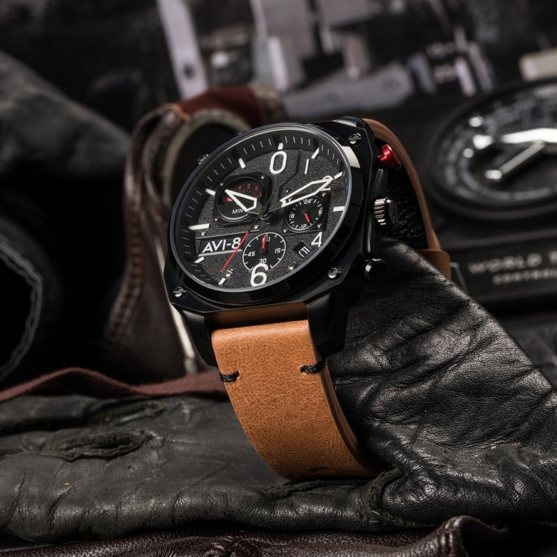 AV-4052-02  наручные часы AVI-8  AV-4052-02