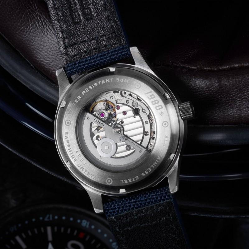 AV-4061-02  наручные часы AVI-8 для мужчин с сапфировым стеклом AV-4061-02