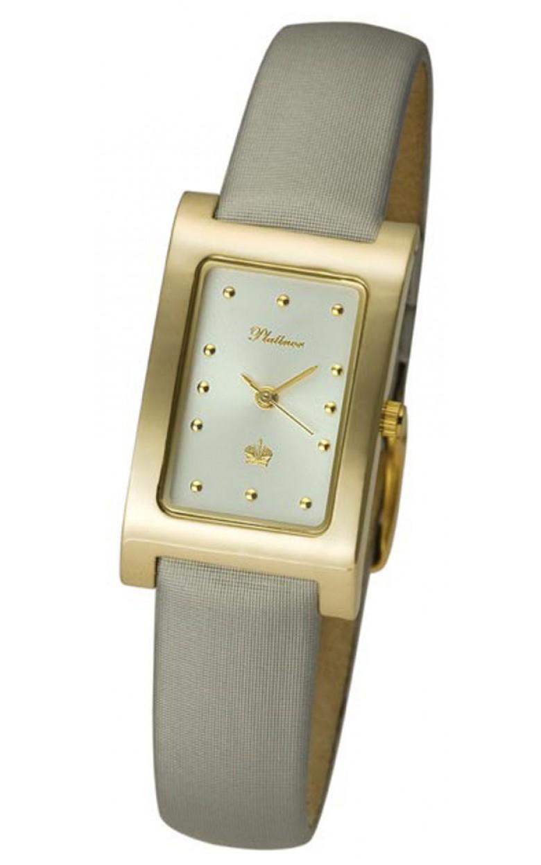 200110.201 Часы наручные Камилла жен. кварц. золото 750* 200110.201