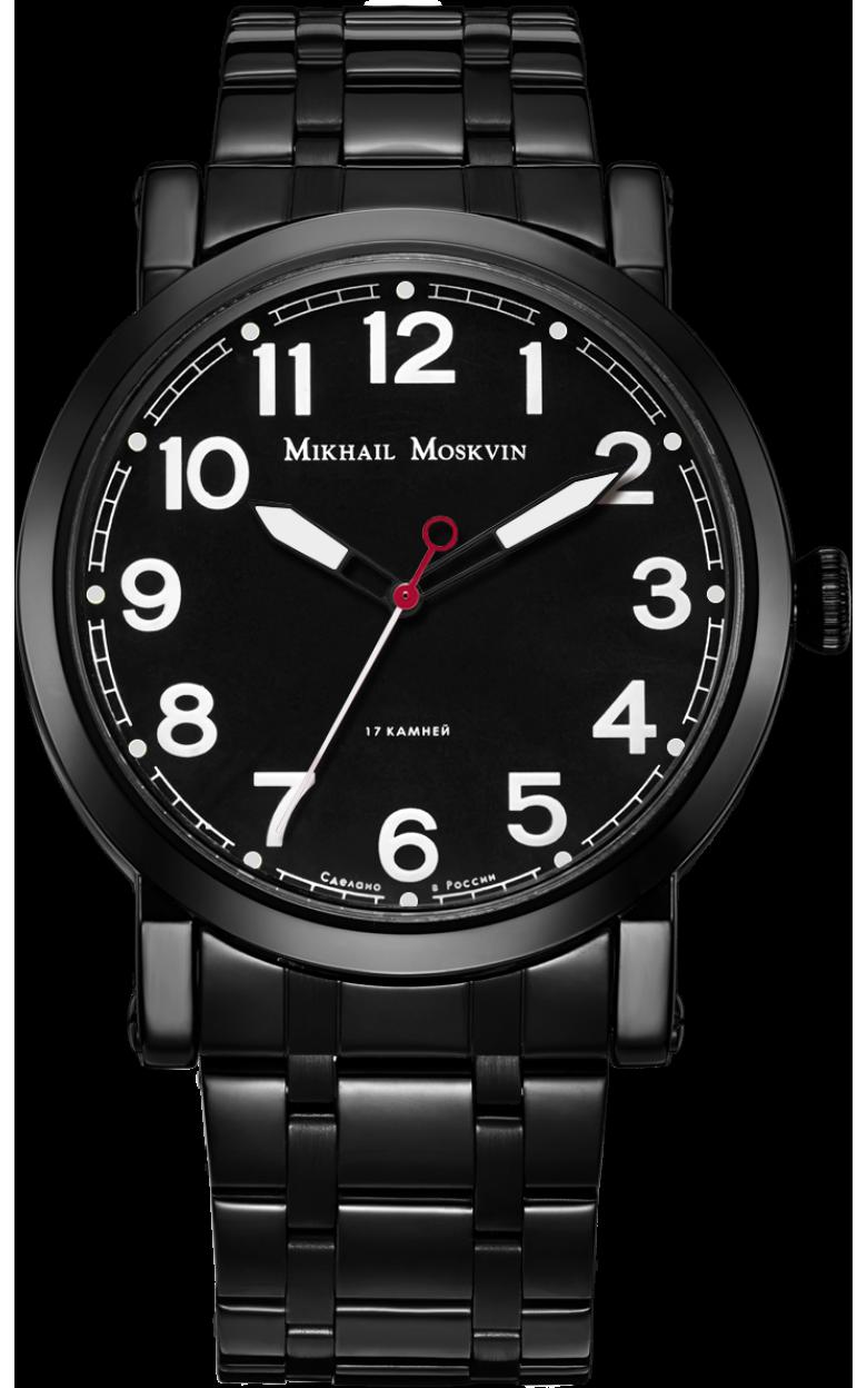 1215A11B2  механические наручные часы Mikhail Moskvin  1215A11B2