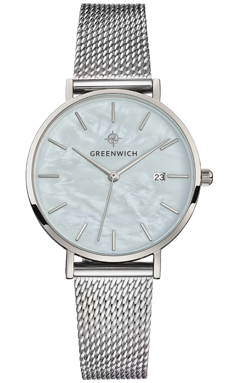 GW 301.10.53  кварцевые наручные часы Greenwich для женщин  GW 301.10.53