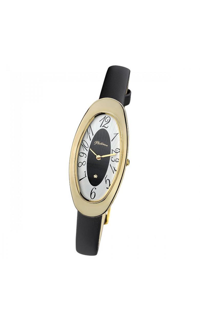 """92860.110  кварцевые наручные часы Platinor """"Стефани""""  92860.110"""