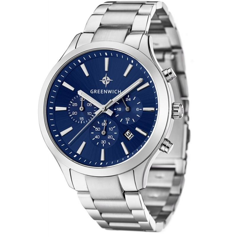 GW 043.10.36  мужские кварцевые наручные часы Greenwich  GW 043.10.36