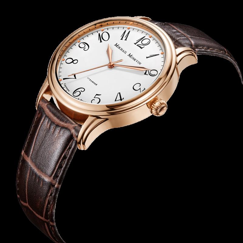 1113A3L9  механические наручные часы Mikhail Moskvin  1113A3L9