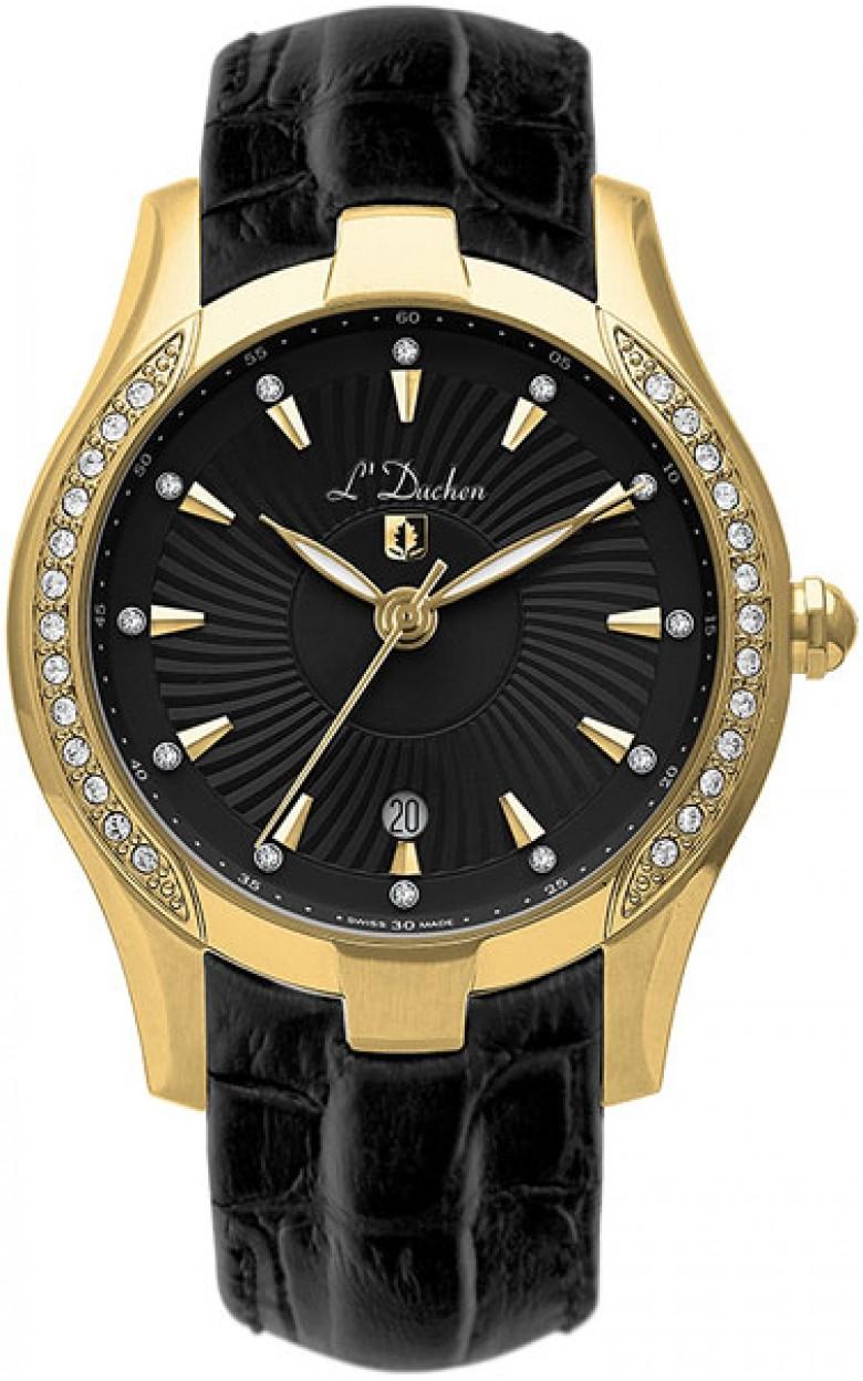 D 201.21.31 швейцарские женские кварцевые часы L