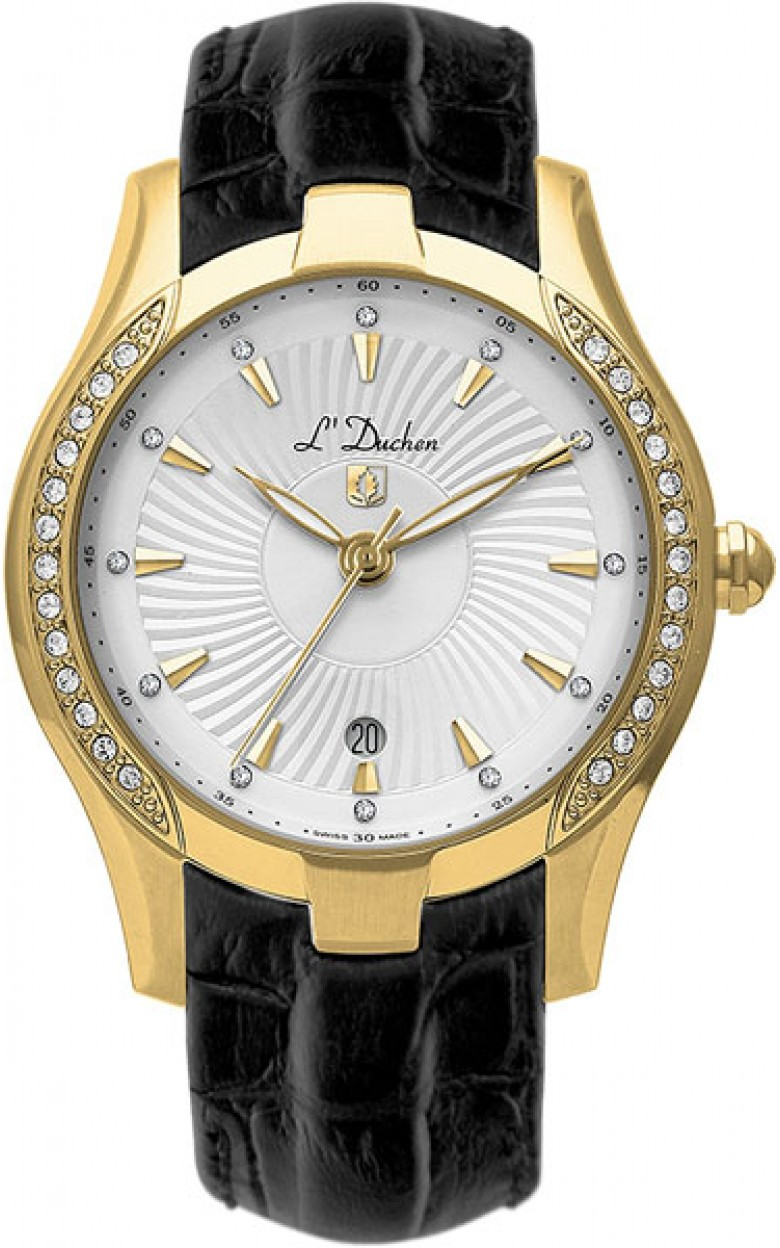 D 201.21.33 швейцарские кварцевые наручные часы L