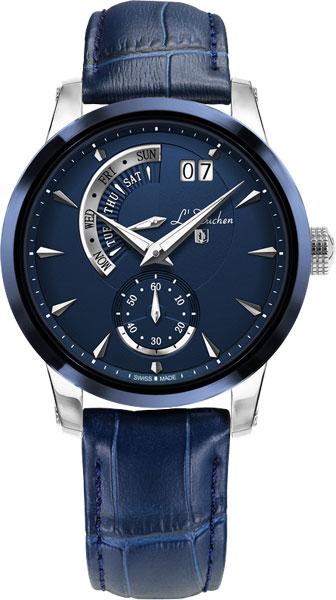 D 237.31.31 швейцарские кварцевые наручные часы L