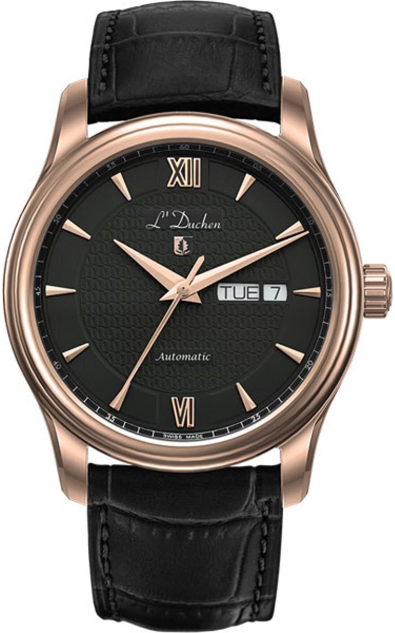 D 253.41.21 швейцарские механические наручные часы L