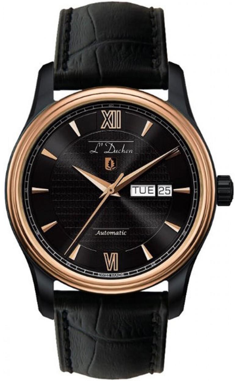 D 253.91.21 швейцарские мужские механические наручные часы L