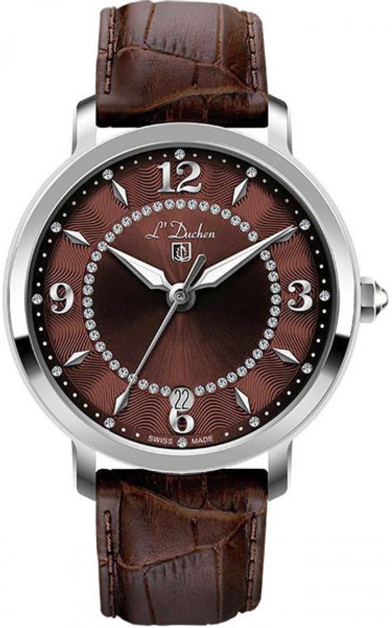 D 281.12.38 швейцарские кварцевые наручные часы L