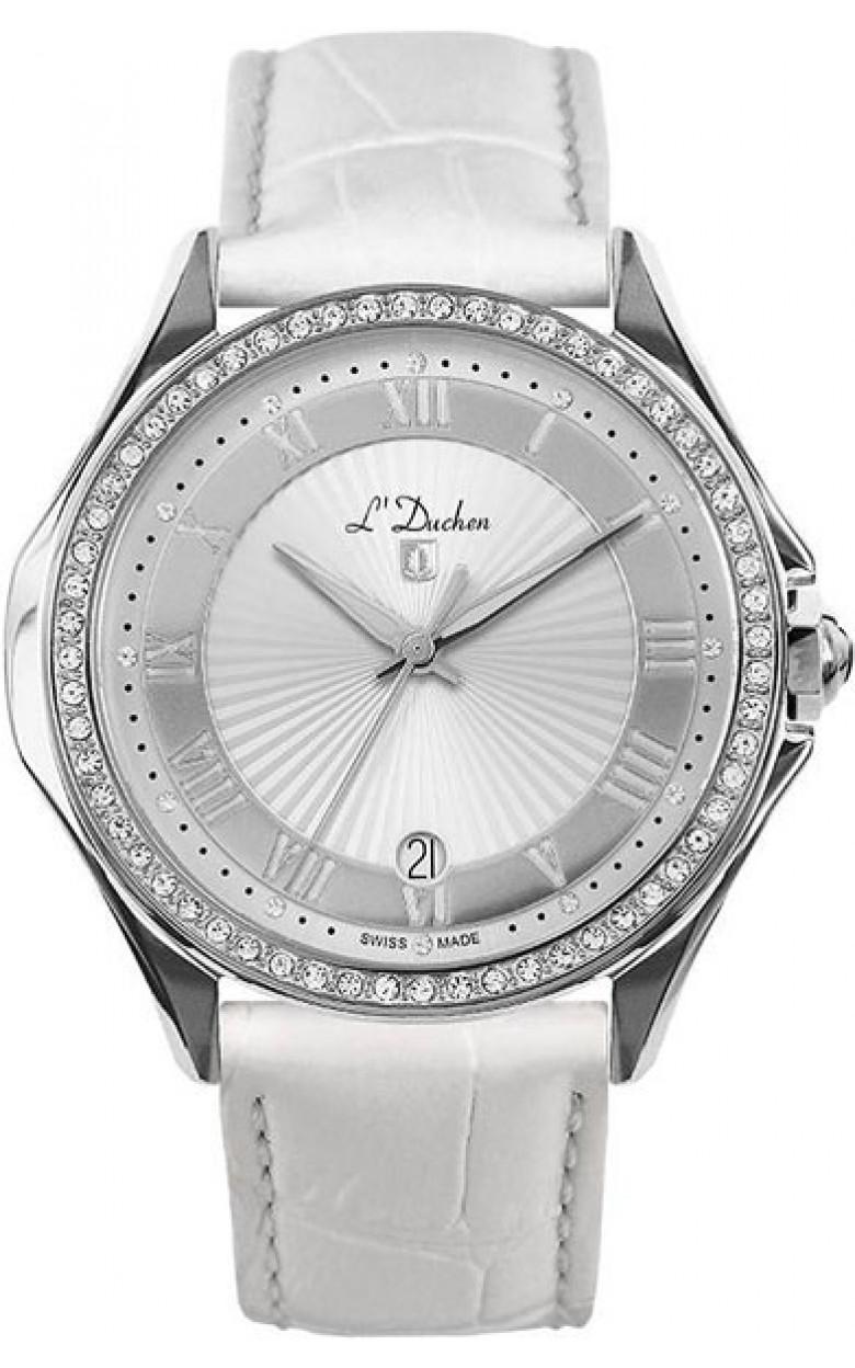 D 291.16.33 швейцарские кварцевые наручные часы L