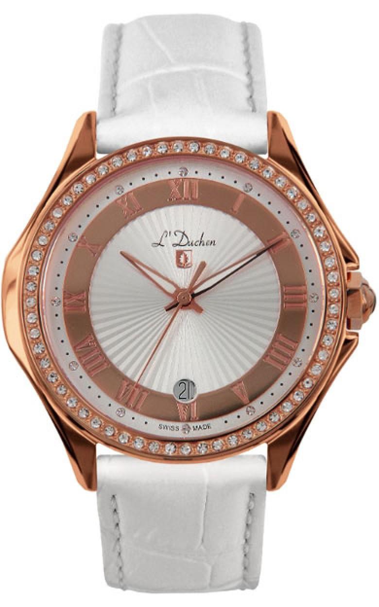 D 291.46.33 швейцарские женские кварцевые наручные часы L