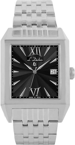 D 431.10.11 швейцарские кварцевые наручные часы L