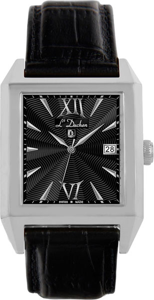 D 431.11.11 швейцарские кварцевые наручные часы L