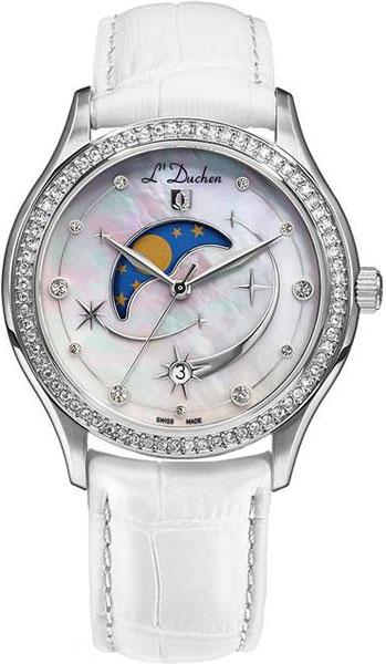 D 707.16.43 швейцарские женские кварцевые часы L