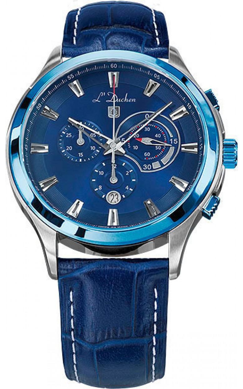 D 742.03.37 швейцарские мужские кварцевые часы L