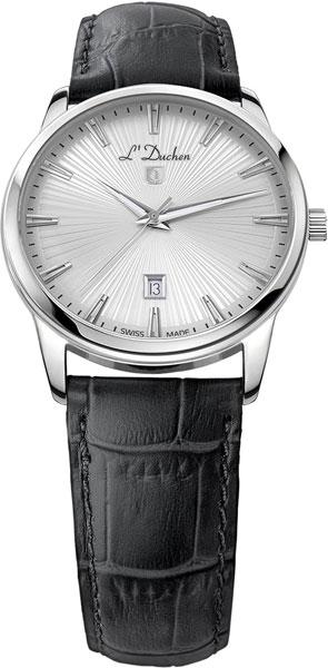D 751.11.33 швейцарские мужские кварцевые часы L