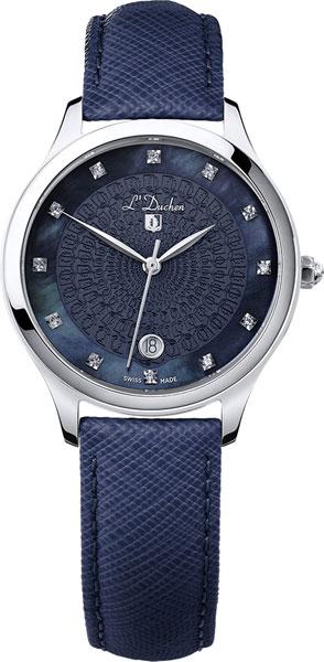 D 791.13.37 швейцарские кварцевые наручные часы L