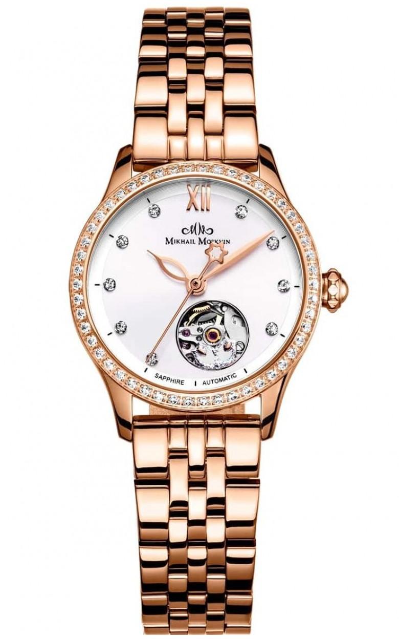 """1859S3B2  механические наручные часы Mikhail Moskvin Elegance """"Elegance"""" с сапфировым стеклом 1859S3B2"""