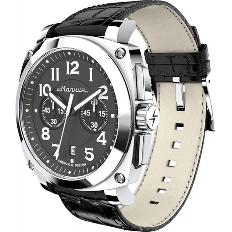 """0020111 российские кварцевые наручные часы Молния """"Evolution"""" для мужчин  0020111"""