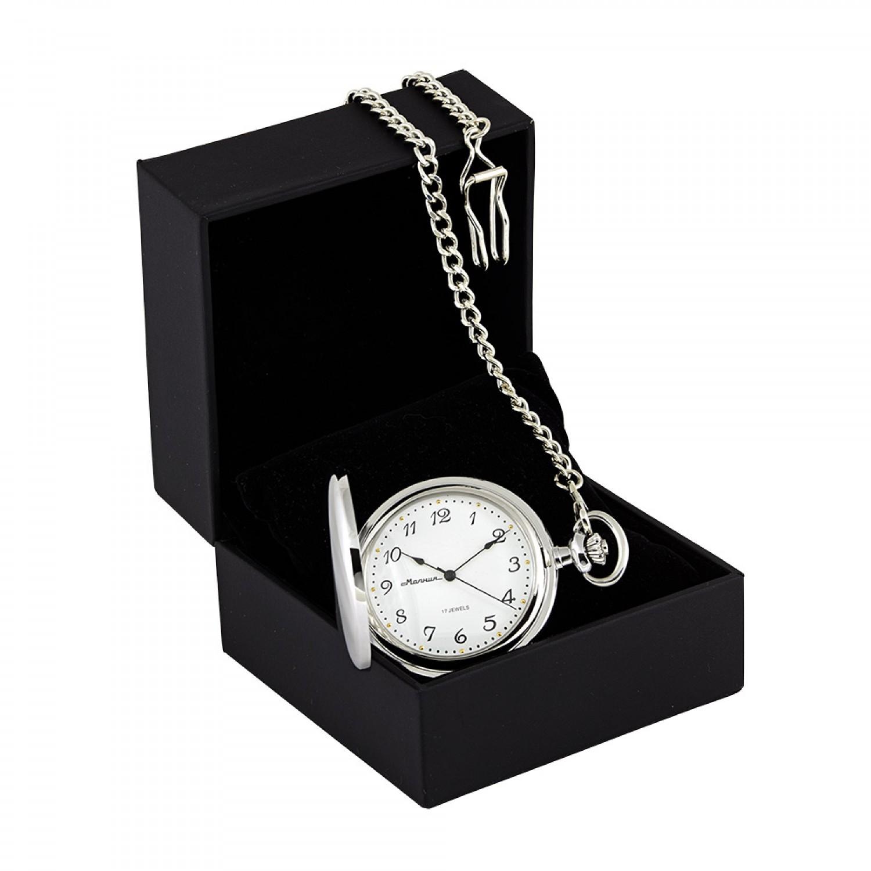 0030101 российские механические карманные часы Молния для мужчин  0030101