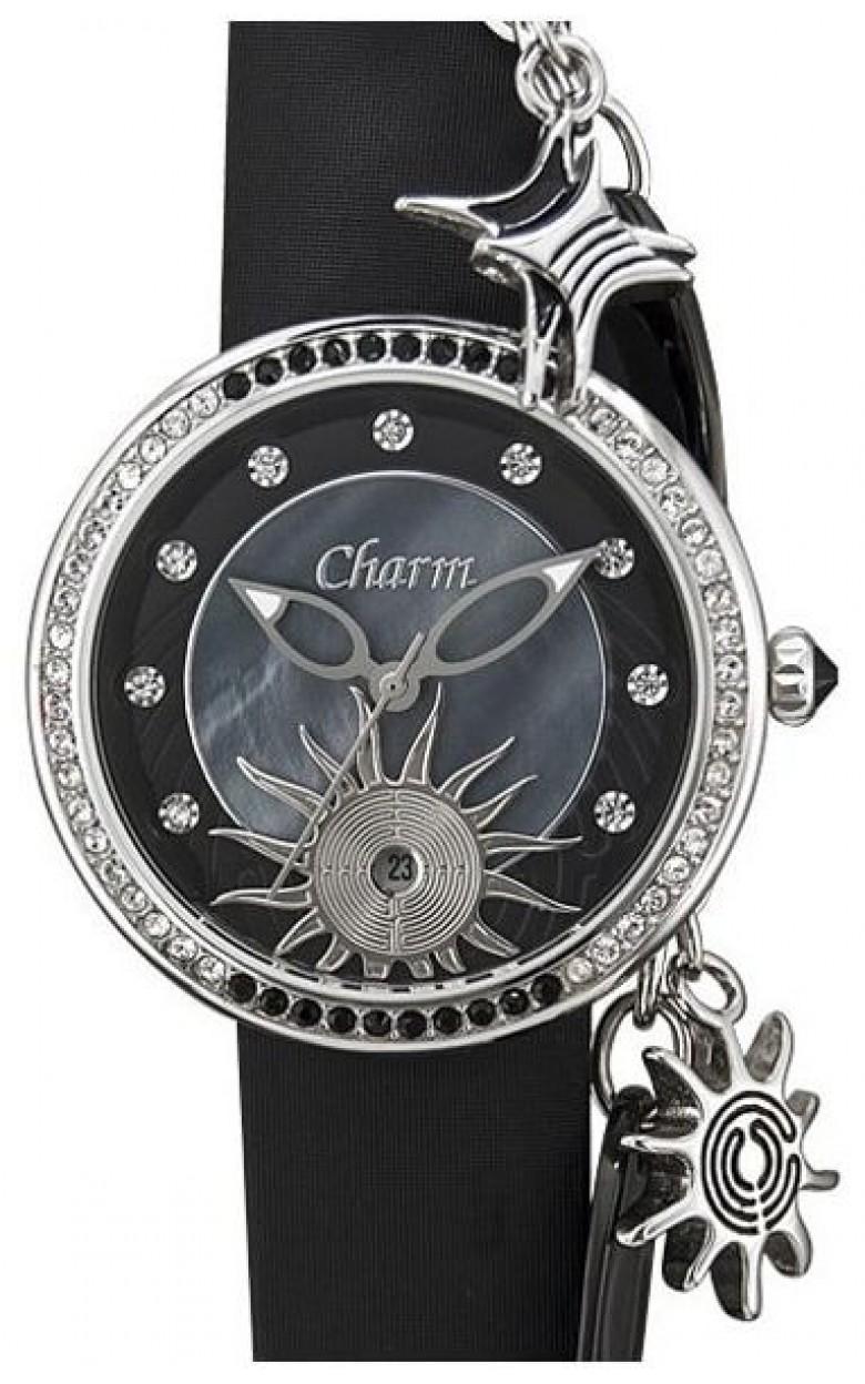 0740211 российские кварцевые наручные часы Charm для женщин  0740211