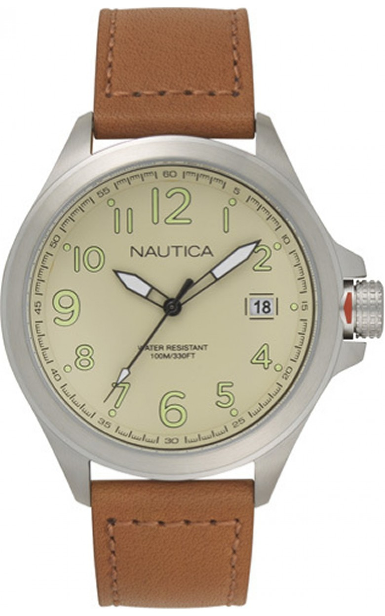 "NAPGLP003  наручные часы Nautica ""GLEN PARK"" для мужчин  NAPGLP003"