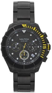 "NAPPTR006  кварцевые наручные часы Nautica ""Chrono""  NAPPTR006"
