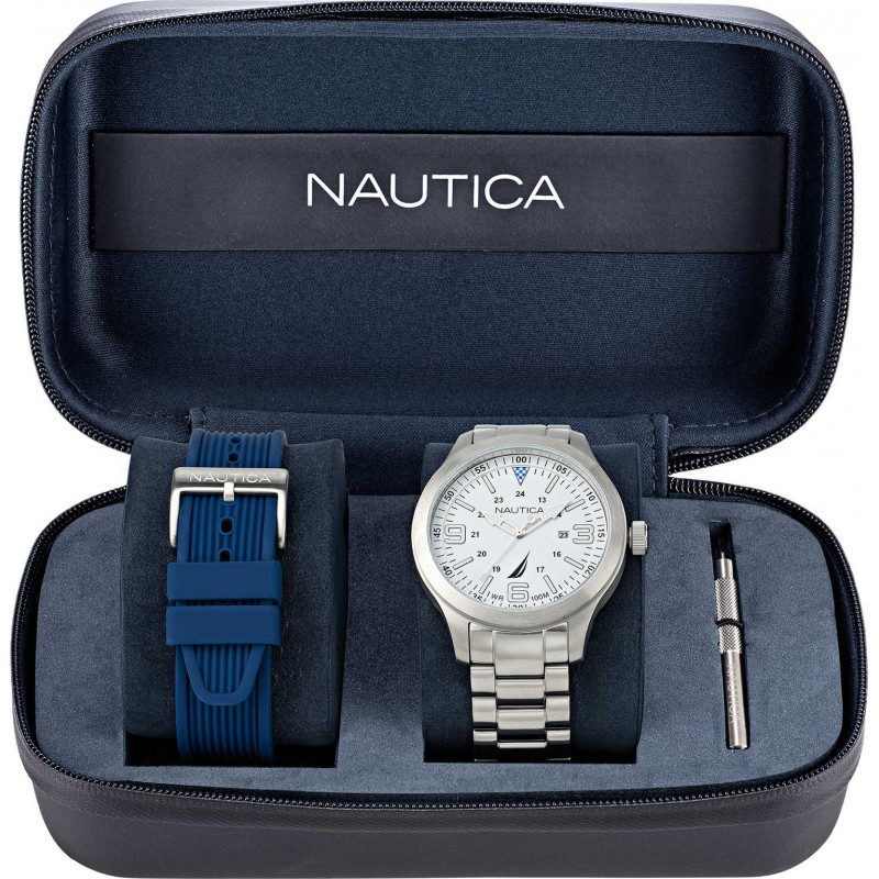 NAPPLS020  наручные часы Nautica  NAPPLS020