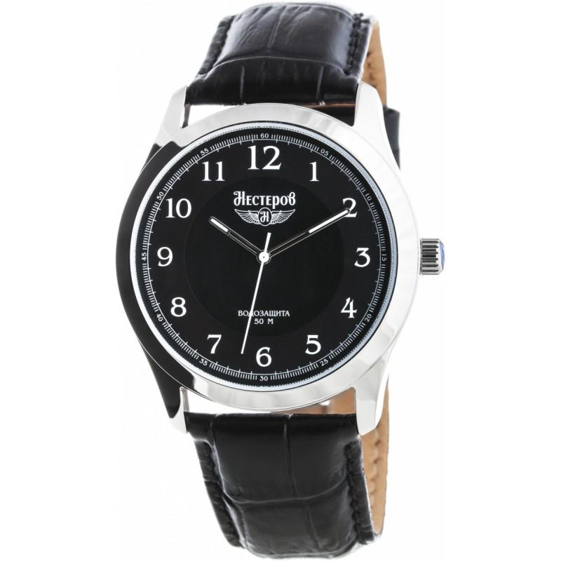 H0282B02-01E  часы Нестеров  H0282B02-01E