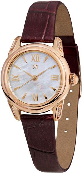 """0023.2.1.33A Часы наручные кварцевые """"Ника"""" золото 585* вставка фианит 0023.2.1.33A"""